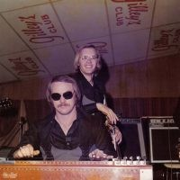 Bob Tuttle and Robert Herridge at Gilley's Club